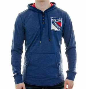 Tričko Playoff Spot New York Rangers Blue XL