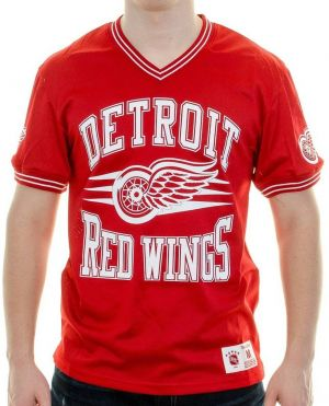 Tričko Spot Mesh Short Sleeve Detroit Red Wings Red XL