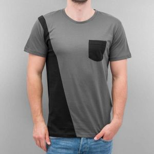 Pocket II T-Shirt Grey/Black M