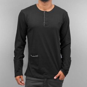 Square Longsleeve Black L