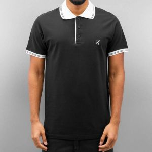 Damp Polo Shirt Black XL