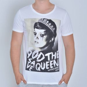 God Save The Queen Milk White XL