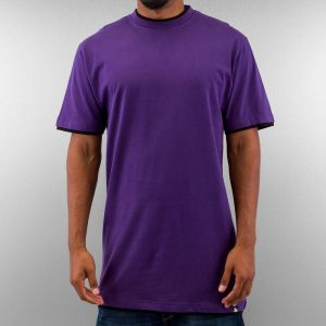 Tall Tee Purple/Black S