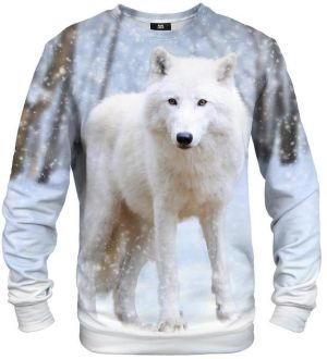 Sweater White Wolf XS