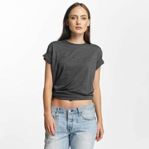 Basic Organic Cotton Oversized T-Shirt Anthracite XL