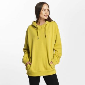 Platinum Oversized Hoody Yellow-Olive L