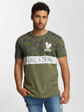 Wonderful T-Shirt Olive/Camouflage XXL
