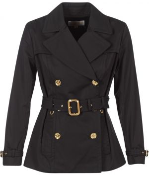 Kabátiky Trenchcoat MICHAEL Michael Kors  SHORT PLEATED TRENCH