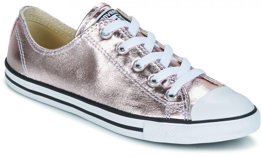 Nízke tenisky Converse CHUCK TAYLOR ALL STAR DAINTY SEASONAL METALLICS OX  značky Converse - Lovely.sk 5d7c035a894