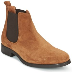 Polokozačky Selected  SHDOLIVER SUEDE CHELSEA BOOT