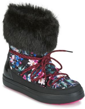 Obuv do snehu Crocs  LODGEPOINT GRAPHIC LACE BOOT