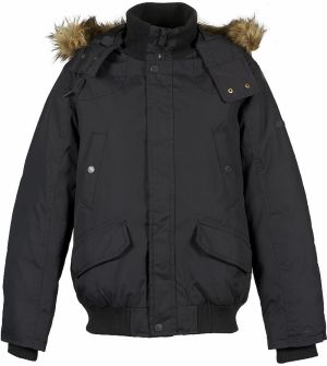 Kabáty Esprit  short down blou Jackets outdoor woven