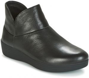 Polokozačky FitFlop  SUPERMOD LEATHER ANKLE BOOT II