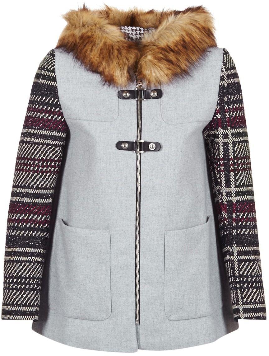 Kabáty Desigual GERDI značky Desigual - Lovely.sk 659dd6af853