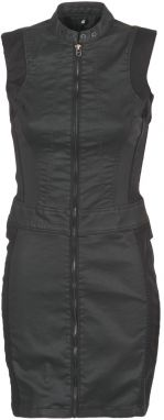Krátke šaty G-Star Raw  LYNN SLIM DRESS S/LESS