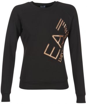Mikiny Emporio Armani EA7  TRAIN LOGO SERIES W T-TOP