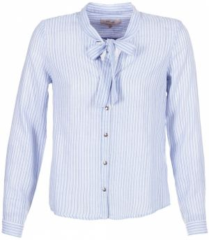 Košele a blúzky Cream  CAMA STRIPED SHIRT