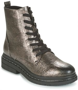 17be1fff2163 Tamaris Elegantne dámske zimné členkové topánky 1-1-26240-27 Black ...