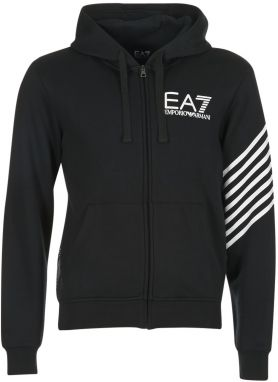Mikiny Emporio Armani EA7  TRAIN GRAPHIC SERIES M HOODIE FZ