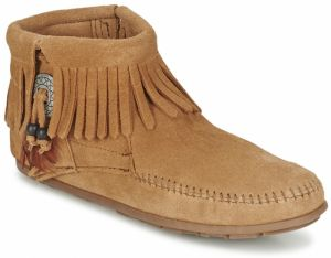 Polokozačky Minnetonka  CONCHO FEATHER BOOT