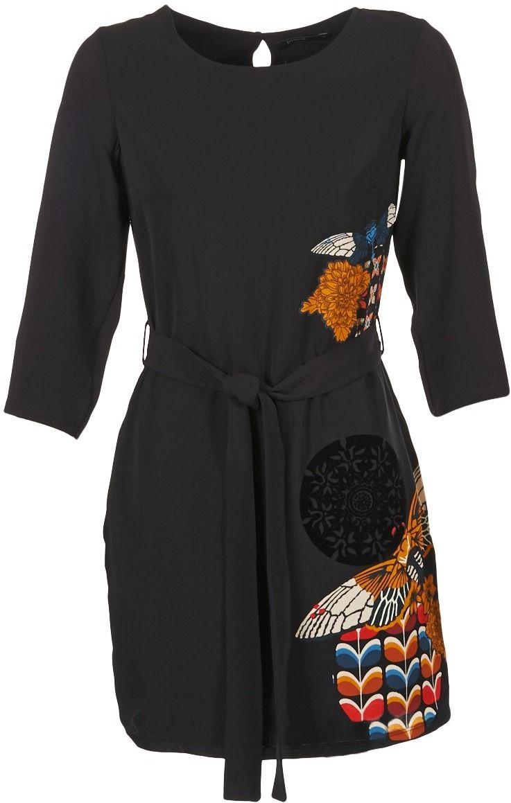 0a5dbdf652fd Krátke šaty Desigual MERJO značky Desigual - Lovely.sk