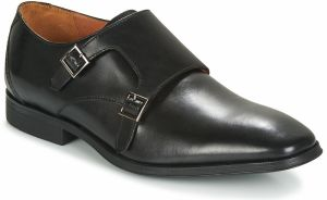 Derbie Clarks  BLACK LEATHER