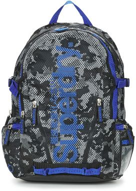 Ruksaky a batohy Superdry  CAMO MESH BACKPACK