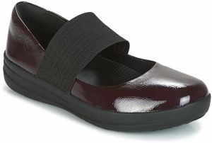 Balerínky/Babies FitFlop  F-SPORTY ELASTIC MARY JANE