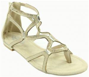 7b9caf1801d0 Béžové dámske sandále Gladiátorky značky Baťa - Lovely.sk