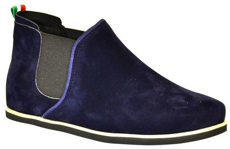 60edcf29d0 Členkové tenisky John-C Dámske tmavo-modré členkové topánky ORIOS ...