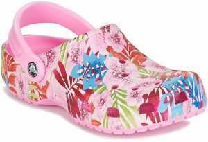 Nazuvky Crocs  CLASSIC GRAPHIC CLOG