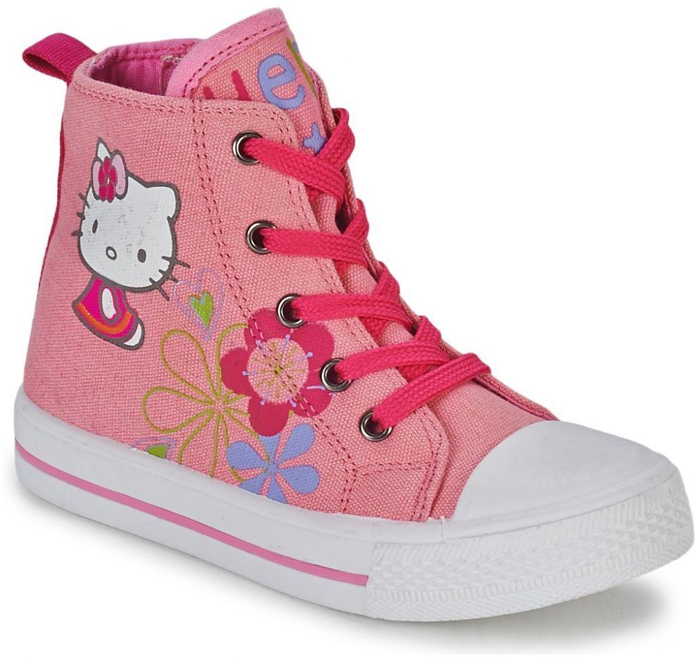ef9d41bcab01b Členkové tenisky Hello Kitty LONS značky Hello Kitty - Lovely.sk