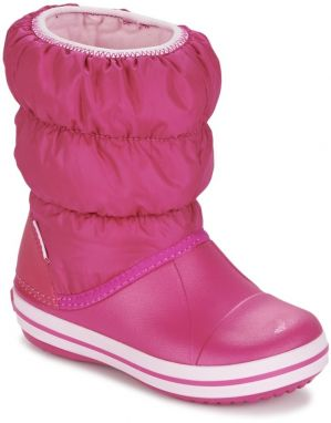 Obuv do snehu Crocs  WINTER PUFF BOOT KIDS