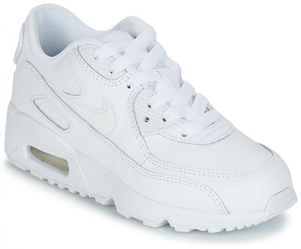090714e27 Nízke tenisky Nike AIR MAX 90 LEATHER PRE-SCHOOL značky Nike - Lovely.sk