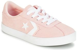 Nízke tenisky Converse  BREAKPOINT SUEDE OX ARCTIC PINK/ARCTIC PINK/WHITE