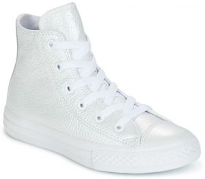 Členkové tenisky Converse  CHUCK TAYLOR ALL STAR IRRIDESCENT LEATHER HI IRRIDESCENT LEATHER