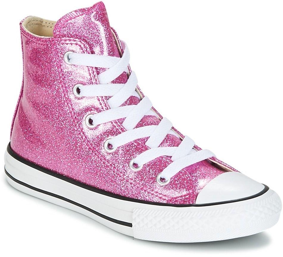 Členkové tenisky Converse Chuck Taylor All Star Hi Seasonal Glitter značky  Converse - Lovely.sk ddff7486d7b