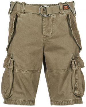 Šortky/Bermudy Superdry  CORE CARGO HEAVY SHORT