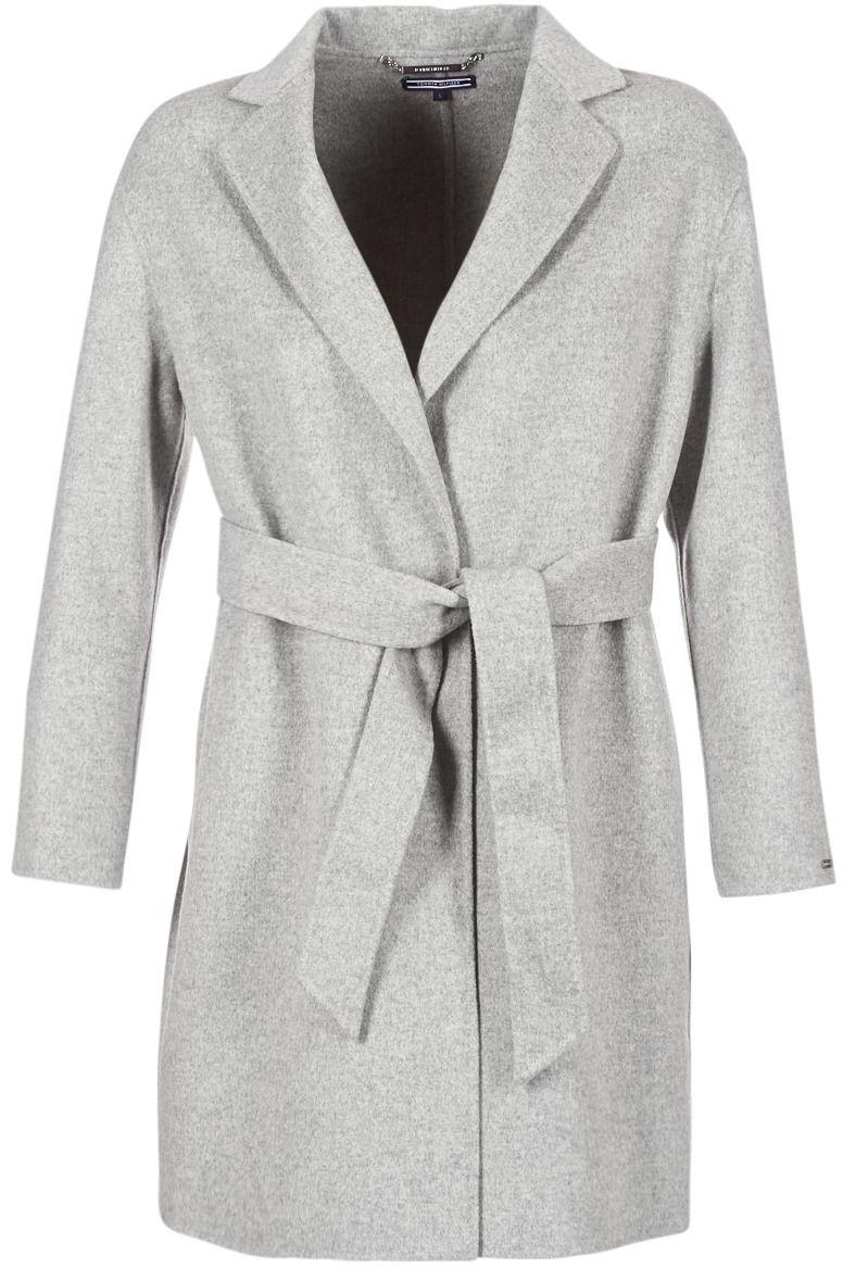 Kabáty Tommy Hilfiger CARMEN WOOL COAT značky Tommy Hilfiger - Lovely.sk 004a495d541