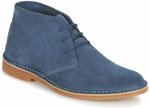 Polokozačky Selected  SHH ROYCE LIGHT SUEDE BOOT