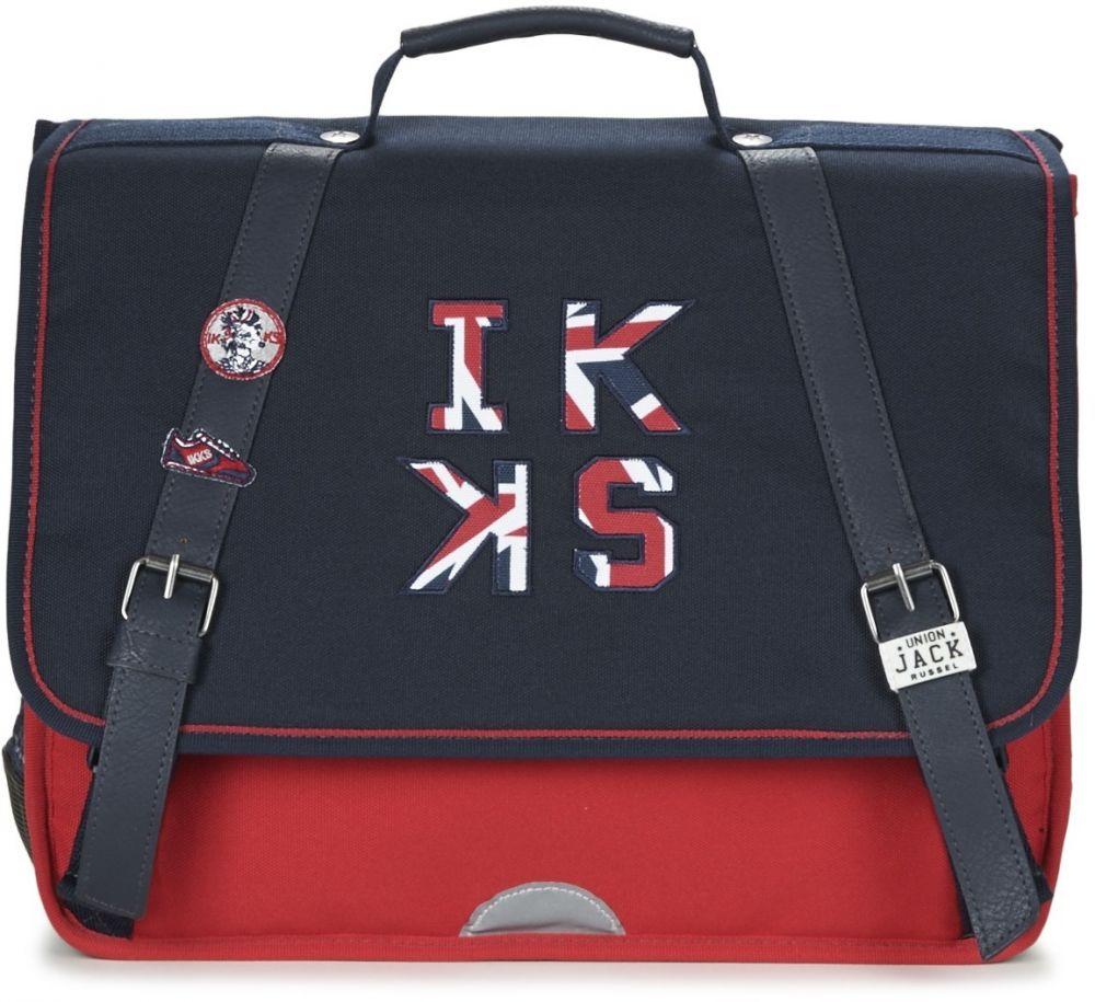 9b0bf05644 Školské tašky a aktovky Ikks UNION JACK CARTABLE 38CM značky Ikks -  Lovely.sk