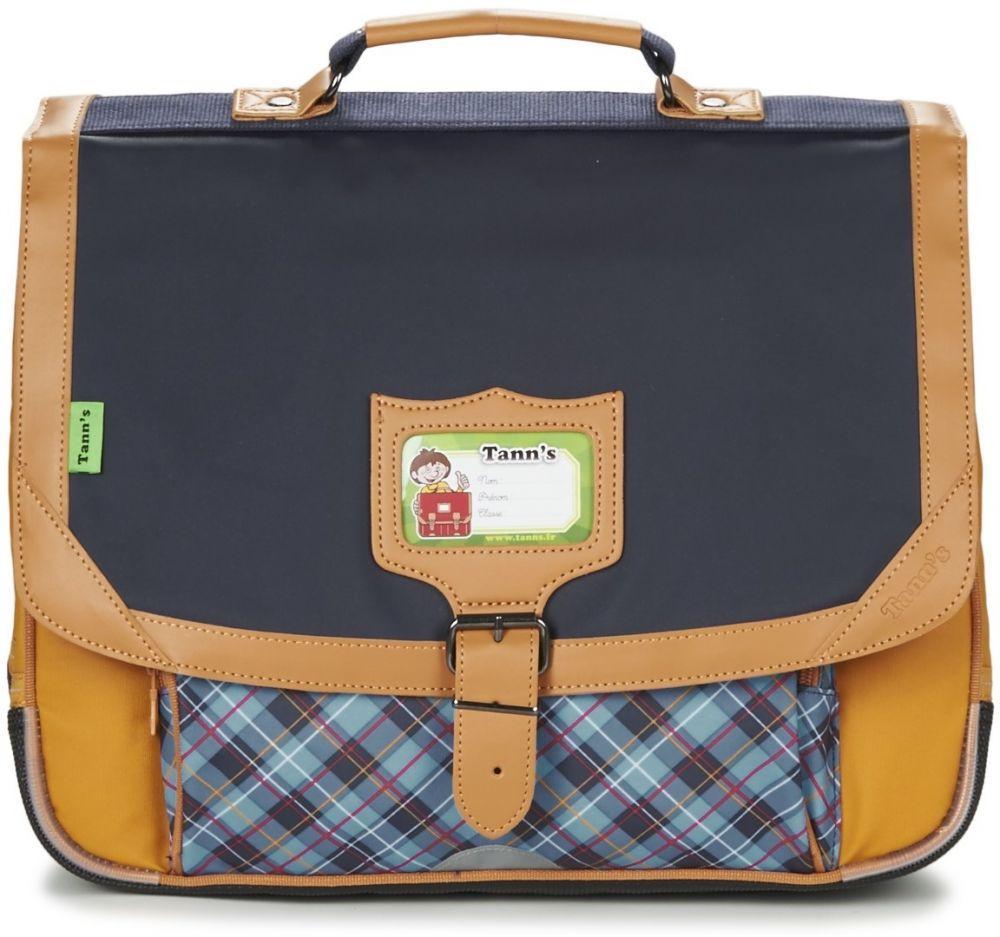 c12f8b1233 Školské tašky a aktovky Tann s LES BONS ENFANTS TARTAN CARTABLE 38CM ...