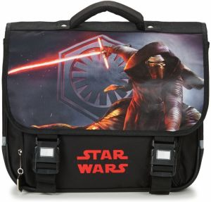 Tašky/Aktovky na kolieskach Disney  STAR WARS RULES THE WORLD CARTABLE 38CM