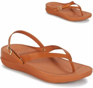 Sandále FitFlop  FLIP LEATHER SANDALS