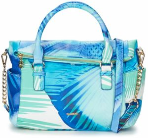 Kabelky Desigual  BLUE PALMS LOVERTY