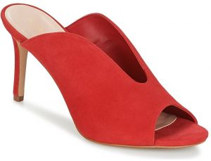 Šľapky KG by Kurt Geiger  DIPPED-FRONT-SANDAL-RED