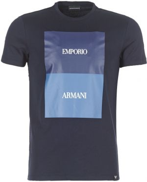 Pánske tričká a polokošele Emporio armani - Lovely.sk 468410035d2