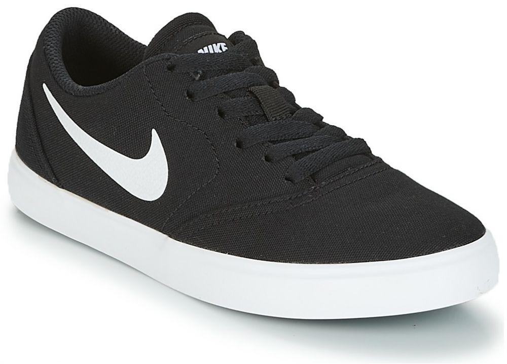 Nízke tenisky Nike SB CHECK CANVAS GROUNDSCHOOL SKATEBOARDING značky Nike -  Lovely.sk c93790f2635