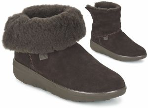 Čižmičky FitFlop  SUPERCUSH MUKLOAFF SHORTY SUEDE