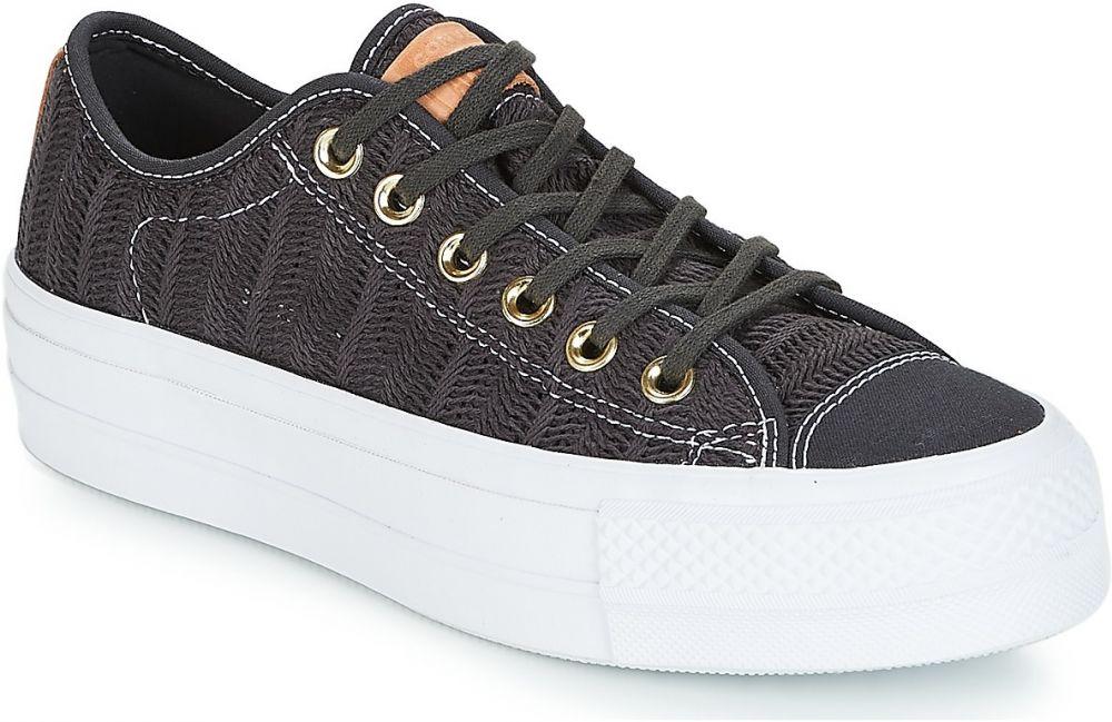 Nízke tenisky Converse Chuck Taylor All Star Lift-Ox značky Converse ... f409e0d4590